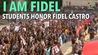 Download I am Fidel: Students Honor Fidel Castro Video