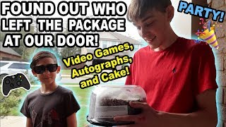 Download FAN SPENDS DAY AT OUR HOUSE!! Video