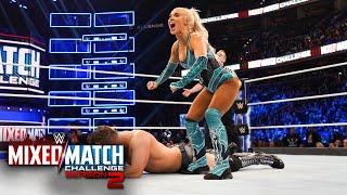 Download 5 times women took down men during WWE Mixed Match Challenge Season 2 Video