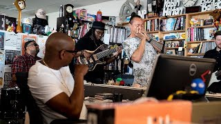 Download Frédéric Yonnet With Special Guest Dave Chappelle: NPR Music Tiny Desk Concert Video