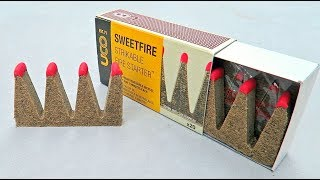 Download How to Make Waterproof Matches? Video