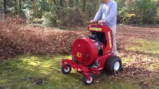 Download HURRICANE X3 IN ACTION! BIG LEAF CLEAN UP. Video
