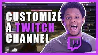 Download Customize your Twitch channel - Step by step Video