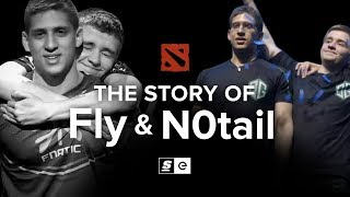 Download The Story of Fly and N0tail: The Dota Brothers Video