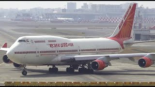 Download Just watch this Air India Boeing 747-400 Take-off Video