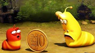 Download LARVA  JOGO DE MOEDA   2018 Filme completo   Dos desenhos animados   Cartoons Para Crianças Video