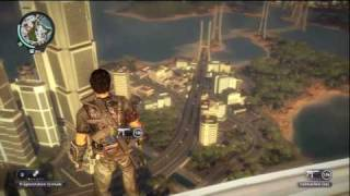 Download Just Cause 2 Xbox 360 Gameplay Exploring the Scenery Pt 2/2 Video