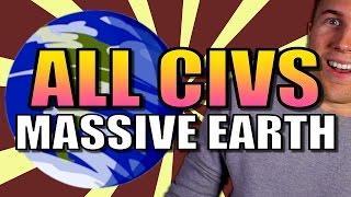 CIV 6 | TRUMP VS HITLER | Civilization 6 Gameplay Mods: America vs
