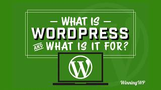 Download What Is WordPress - And What Is It Used For? Video