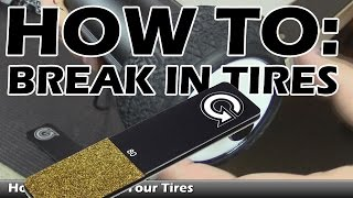Download How To: Break in R/C Tires for Indoor Off-Road Racing Video