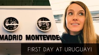 Download FIRST DAY IN URUGUAY! Video