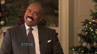Download Steve Harvey's Interview with President Obama Part 1 Video