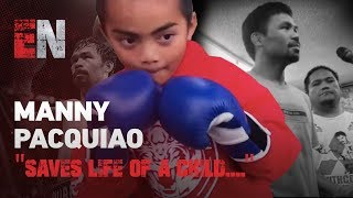 Download (JUST WOW) Manny Pacquiao Saves Life Of A Child Dr.'s Said Won't Make It - Watch This! Video