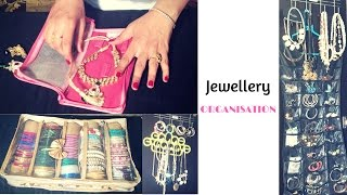 Download Jewellery Organisation Ideas - Daily Wearing And Traditional Indian Jewellery Organisation Video