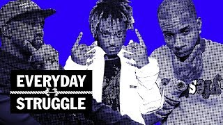 Download Tory Lanez Accepts Joyner's Battle Challenge, Is Kanye 'Jealous' of Drake? | Everyday Struggle Video