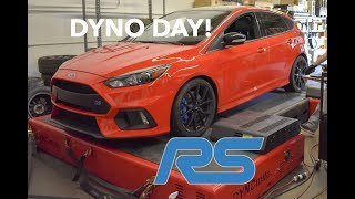 Download DYNO TUNING MY 2018 FOCUS RS! STAGE 1 Video