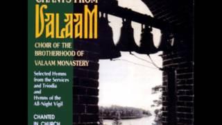 Download Valaam Monastery Choir - Chants from Valaam (Full Album) Video
