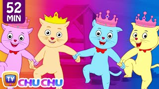 Download Jack and Jill and Many More Nursery Rhymes Collection by Cutians™ - The Cute Kittens | ChuChu TV Video
