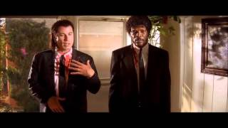 Download Pulp Fiction's Funniest Moments Video