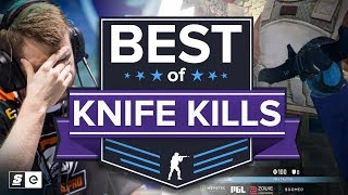Download Pro Player Knife Kills and Fails: Best of CS:GO Knife Plays Video