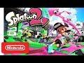 Download Splatoon 2 - Nintendo Switch Presentation 2017 Trailer Video