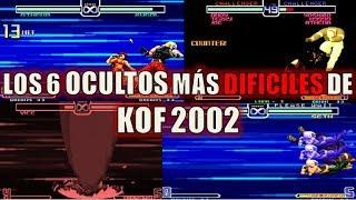 Download TOP 6: Los Ocultos más DIFÍCILES de Hacer de The King of Fighters 2002 Video