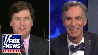 Download Tucker vs. Bill Nye the Science Guy Video