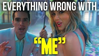 Download Everything Wrong With Taylor Swift - ME! (feat. Brendon Urie of Panic! At The Disco) Video