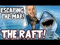 Download ESCAPING THE MAP!! - THE RAFT! [4] Video