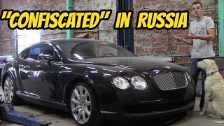Download My Cheap Bentley Spent 10 Years in Russia- and It has Stories to Tell Video