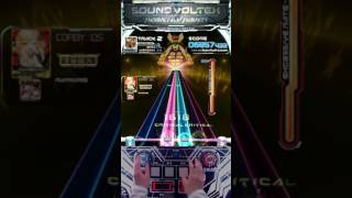 Download [SDVX IV] Growth Memories [GRV] PUC with Hand Shot Video