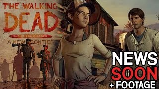 Download The Walking Dead Season 3: A New Frontier - NEWS This Week + 8min Footage Tease Video