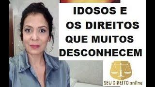 Download IDOSOS E OS DIREITOS QUE MUITOS DESCONHECEM Video