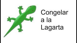 Download Haz que se Aleje de él 🐍 ❄ 🐍 Congela a la Lagarta Video