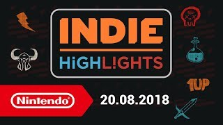 Download Indie Highlights - 20.08.2018 (Nintendo Switch) Video