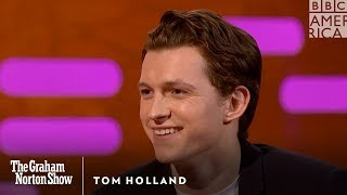 Download Tom Holland Felt Insecure On The Set Of Avengers - The Graham Norton Show Video