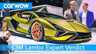 Download Is the Lamborghini Sian worth £3M with Nico Rosberg… and Yianni! Video