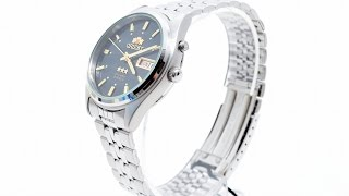 Download ORIENT Three Star self-winding watch WV0351EM From Japan 58310 Video