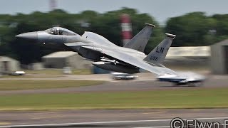 Download Spectacular & Low Take-offs !!! RIAT17 Monday Depatures Video