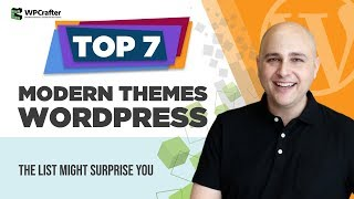 Download 7 Best WordPress Themes 2018 - The Last One Might Surprise You Video