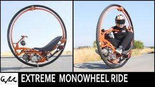 Download Making a Monowheel Video