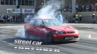 Download Great Day Of Racing at Steet Car Takeover 2018! Video