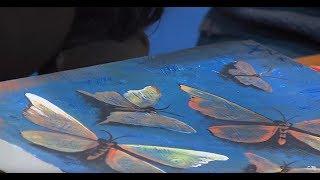 Download Mariposas en foil oxidado - Aprenda y Venda Video