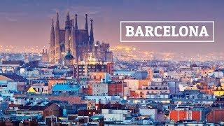 Download Los 10 Lugares que no puedes perderte de Barcelona (España) Video