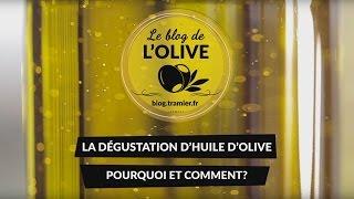 Download La dégustation de l'huile d'olive par un oléologue Video