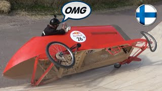 Download Best of Red Bull Soapbox Race Finland Video