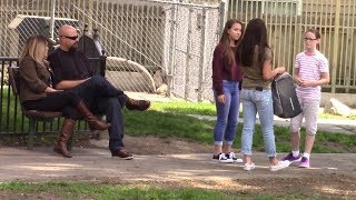 Download This Girl Was Getting Bullied. How These Strangers Reacted Will Surprise You Video