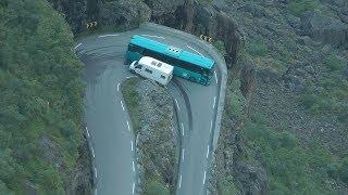 Download Geiranger-Gudbrandsjuvet-Trollstigen - Norwegen im August Video