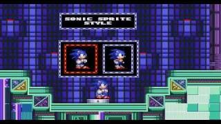 Download Sonic 2 SMTP - Options zone & Green Greens zone Video