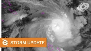 Download Cyclone Donna - Update 2 (09:00 UTC, May 4 2017) Video